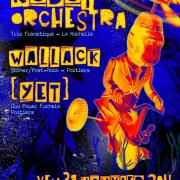 ROBOT ORCHESTRA + WALLACK + [YET] @ Poitiers (86)