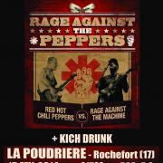 RAGE AGAINST THE PEPPERS + KICH DRUNK @ Rochefort (17)