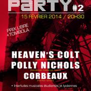 CHATELMUSIC PARTY #2 @ Châtellerault (86)