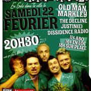 ME FIRST AND THE GIMME GIMMES + Guests @ Angoulême (16)