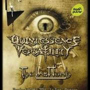 QUINTESSENCE OF VERSATILITY + THE LAST TOMB @ Poitiers (86)